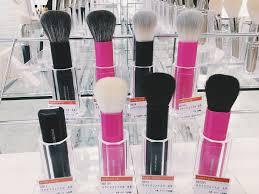 Hakuhodo portable brushes